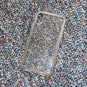tech21 Pure Clear iPhoneX case